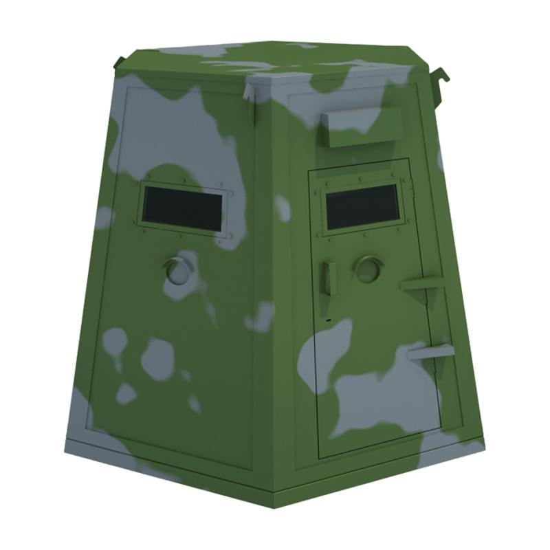 Производство бронеколпаков для Министерства Обороны
