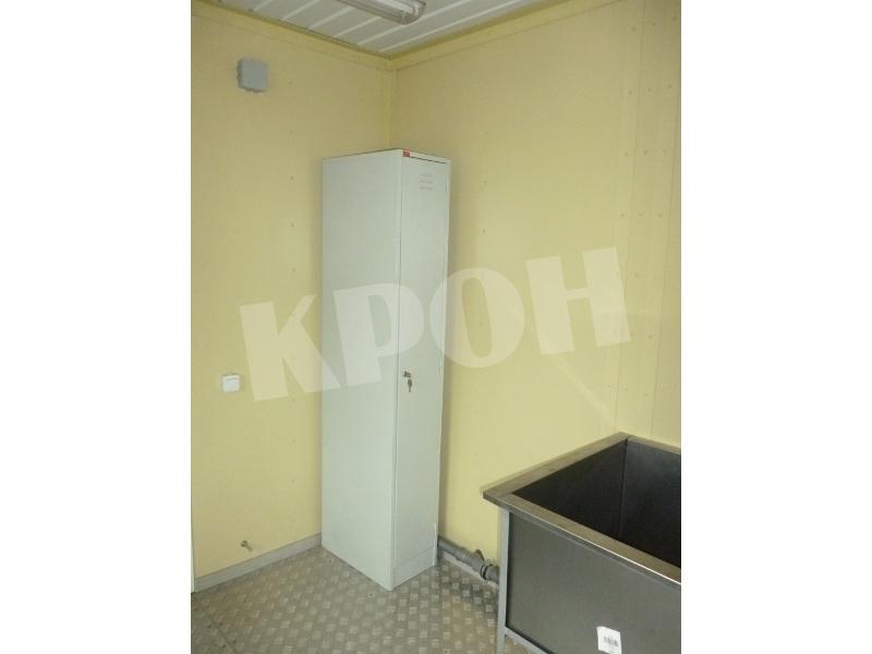 Металлический шкаф модульной пекарни