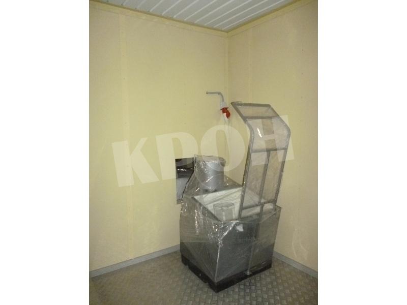 Оборудование для выпечки хлеба в модульной пекарни