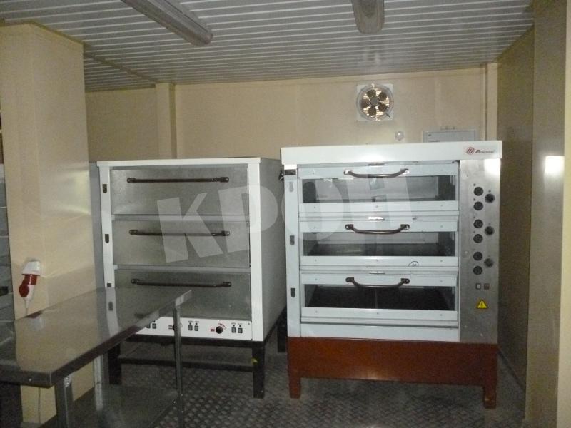 Печь для выпечки хлебобулочной продукции