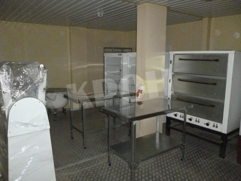 Пекарня вид изнутри