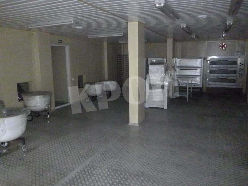 Пекарня внутренний вид