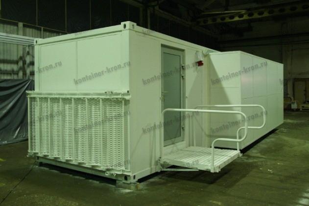 контейнер для томографа