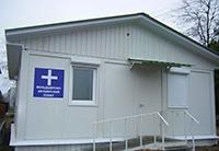 Фельдшерский акушерский пункт для местности с суровым климатом