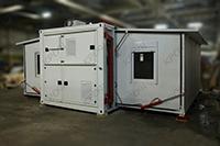 Поставка кузов-контейнеров собственного производства для нужд МЧС Казахстана