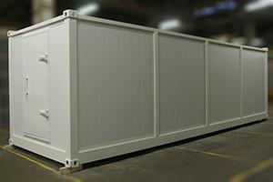Разработка новых контейнеров