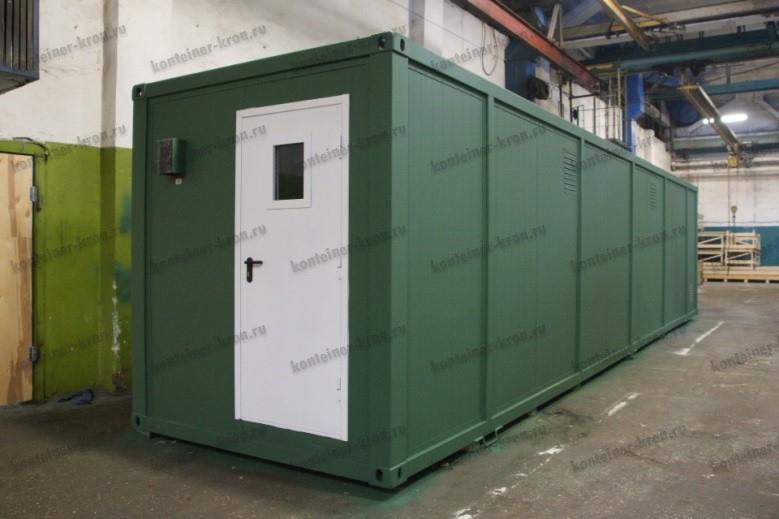кузов-контейнер для утилизации медицинских отходов Kron Investment Group-КК-У