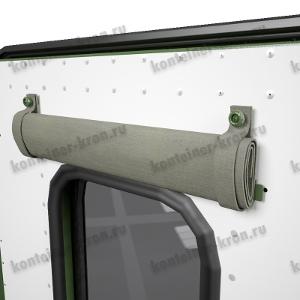 Конструктивные особенности металлической двери КРОН-МД