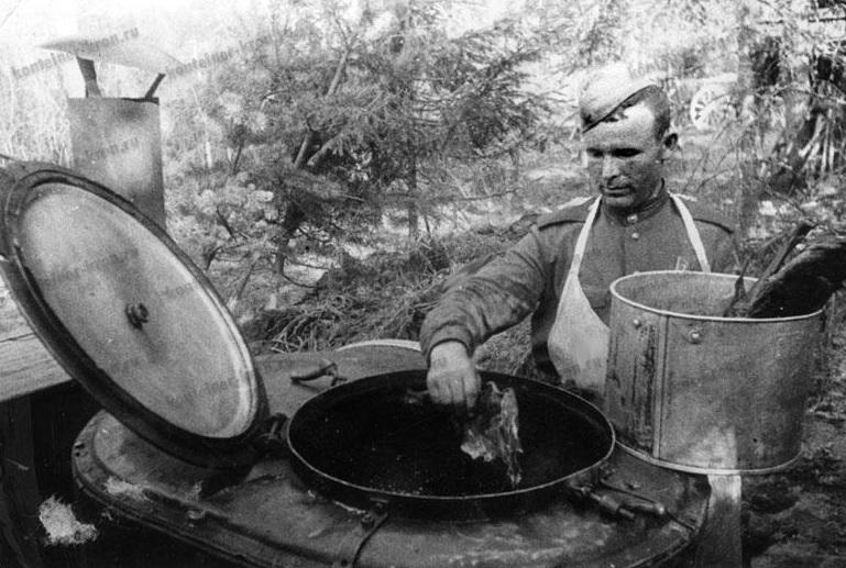 Военно — полевая кухня