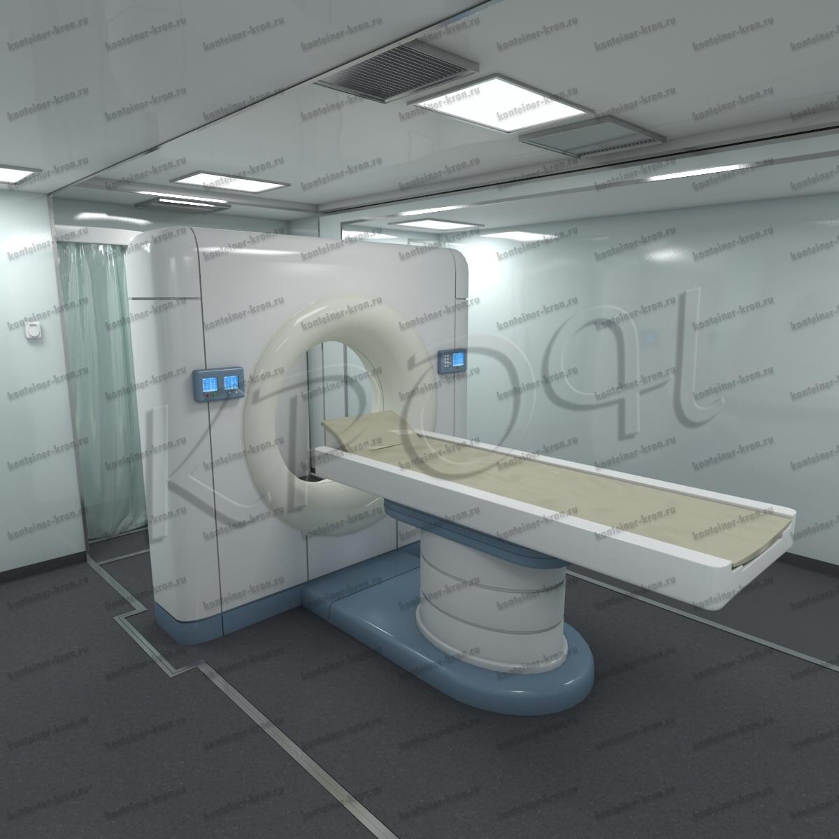 Мобильный томограф