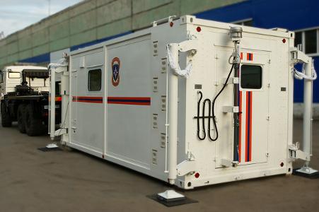 Кузов-контейнер МКИОН