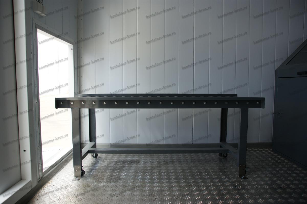 Установка для приготовления электролита