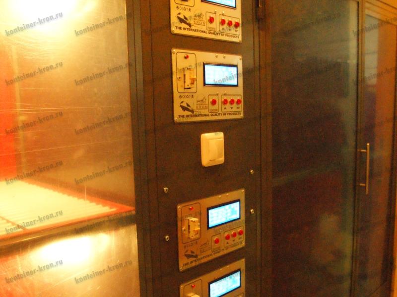 Зарядный шкаф для АКБ