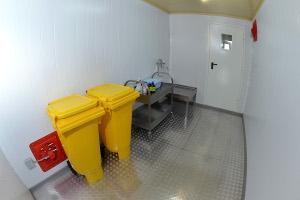 Фотографии блок-контейнера для утилизации