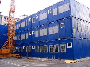 Детские сады, школы и учебные заведения из блок-контейнеров
