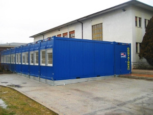 Мобильные учебные заведения из сборных блок-контейнеров