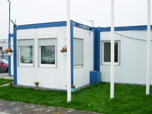 Мобильные жилые здания