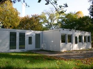 Многоквартирные дома из блок-контейнеров