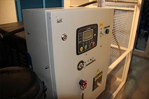 Щит управления дизельным генератором мощностью 250 кВт