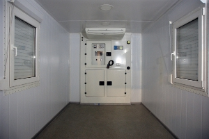 Внутренний вид кузов-контейнера КРОН-КК-02