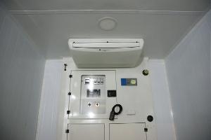 Панель управления кузов-контейнером