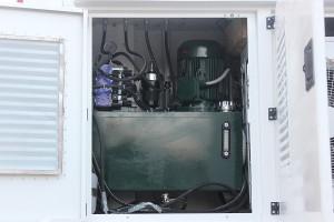 Гидростанция СВ-М1 установленная в кузов-контейнере