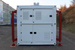 Система ГПРУ кузов-контейнер постоянного объема