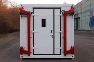 Кузов-контейнер постоянного объема КРОН-КК-02
