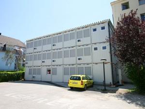 Мобильные офисные здания