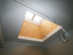 Освещение офисного здания
