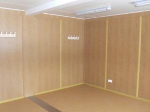 Пустое офисное помещение