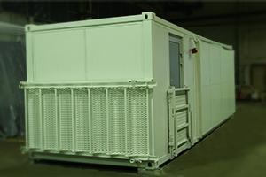 Фотографии радвижного кузов-контейнера переменного объема