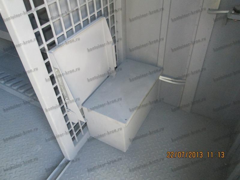 Склодной стол в ККСО