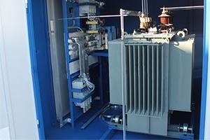 Комплектная трансформаторная подстанция КТПН-630-6-0,4 (630/6/0.4)