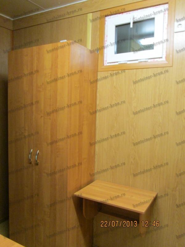 Мебель прихожей в МКПП-14