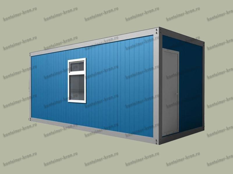 Блок контейнер Бытовка