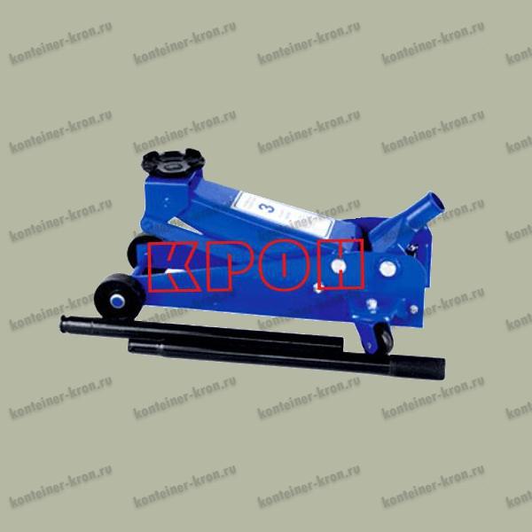 Домкрат подкатной AET T31202