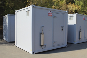 Фото блок-контейнера для генератора Kron Investment Group-БГУ-01