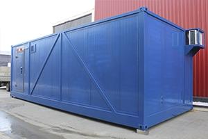 Фото металлического блок контейнер ХЛВЖ