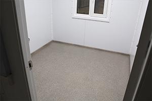 Фото комнаты в контейнере