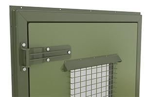Специальные фиксирующие механизмы дверей