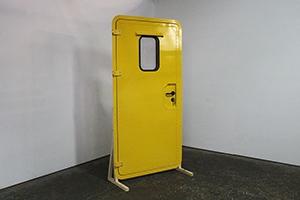 Дверь кузов-фургона КРОН-МД-01-02