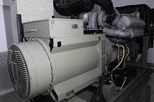 Фотография генератора контейнера для ДГУ 200кВт ЯМЗ