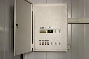 Фото электрощита с автоматикой