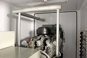 Фото подключения выхлопной трубы