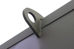 Фото крепления для перемещения бронеколпака