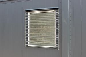 Фото антивандальной решетки на окне