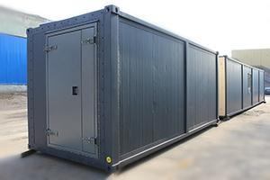 Фотография малого модуля контейнера