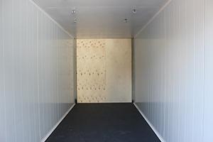 Фотография внутренней отделки большого модуля