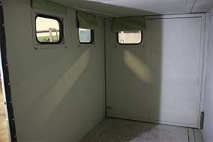 Фото раздвижного контейнера-бани вид №7